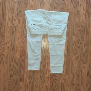 White Nygard Jeans